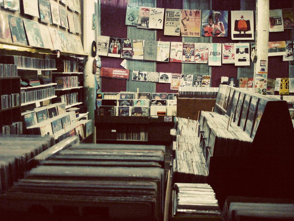 The Return Of Vinyl Renee Trilivas